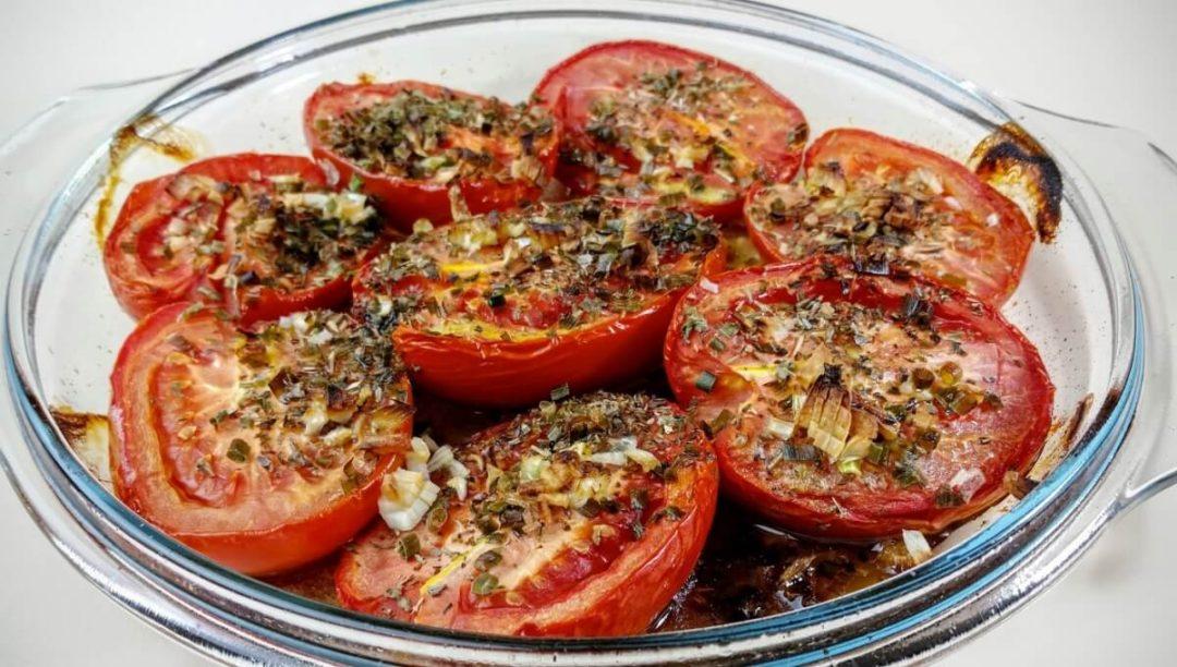 Tomates provençales vegan au four | Les recettes vegan