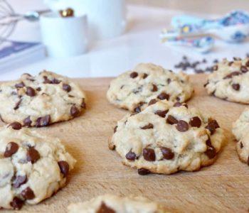 Cookies moelleux vegan