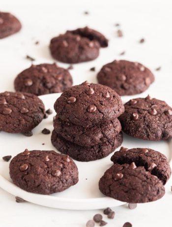 Cookies chocolat vegan
