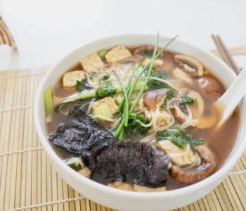 Soupe Ramen vegan