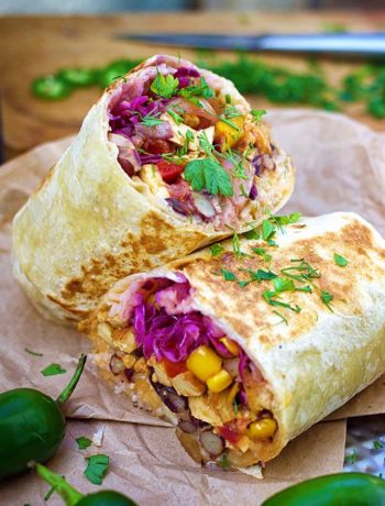 Burritos Vegan