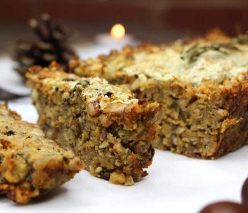 Rôti de noix végétalien facile