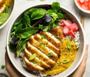 Katsu Curry vegan