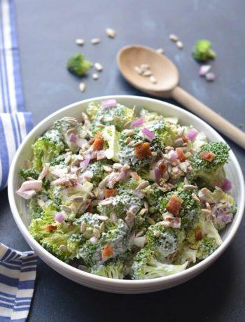 Salade de brocoli