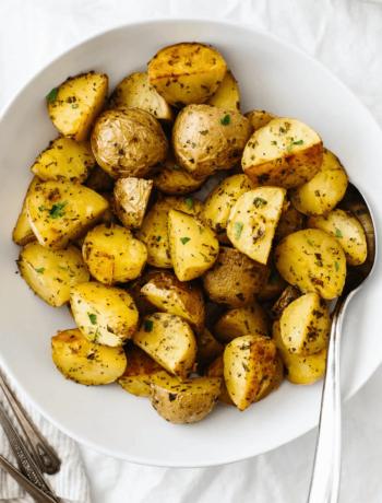 Pommes de terre aux herbes