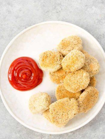 Nuggets de pois chiches
